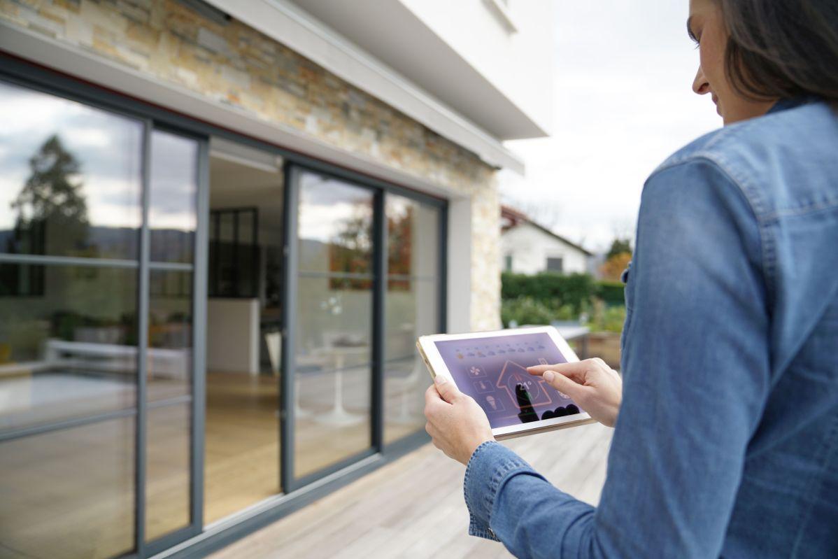 Fibaro inteligentny dom oczyszczanie powietrza