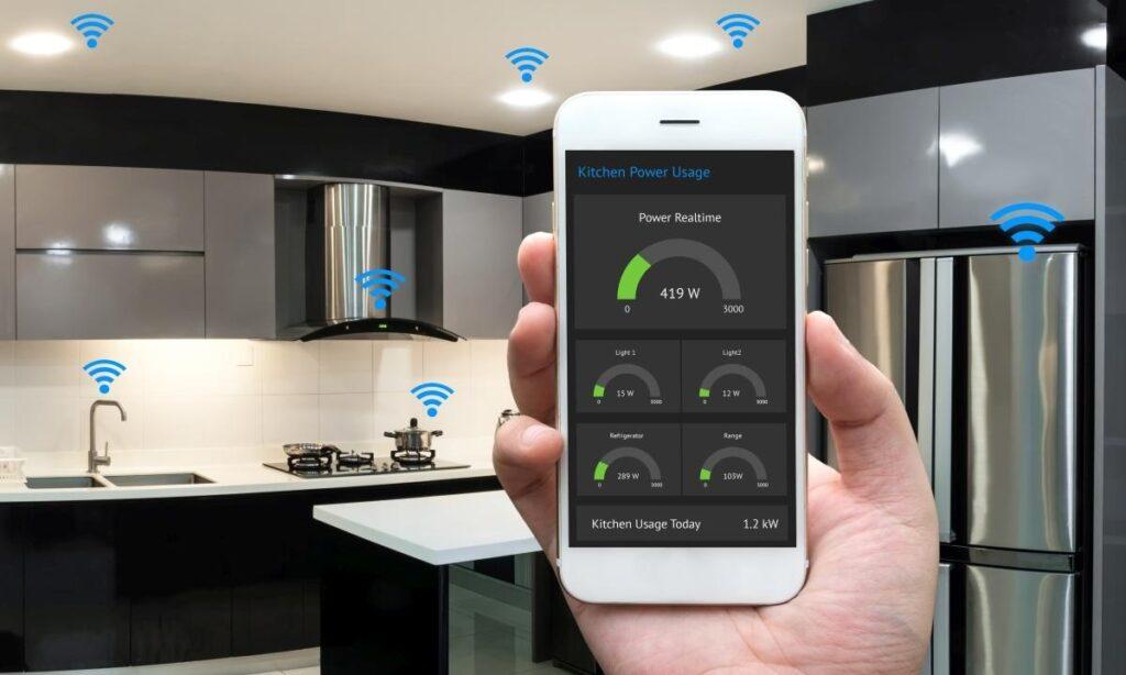 smart kuchnia